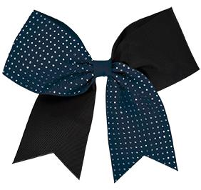 Chasse Rhinestone Performance Hair Bow