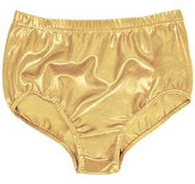Alleson Metallic Brief