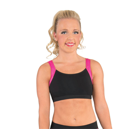 GK Elite Strappy Stunner Cheer Crop Top