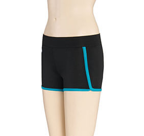 GK OPAL TRIM CHEER SHORT