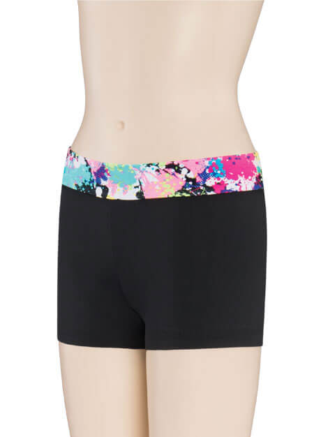 GK PRNT WB CHEER SHORT