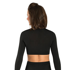Under Armour Stock Anchor Cheer Crop Top
