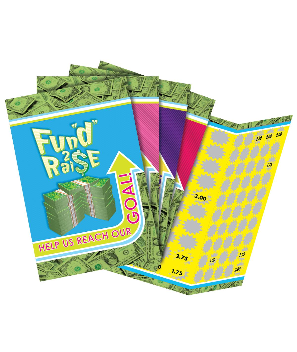 FUND 2 RAISE CARDS