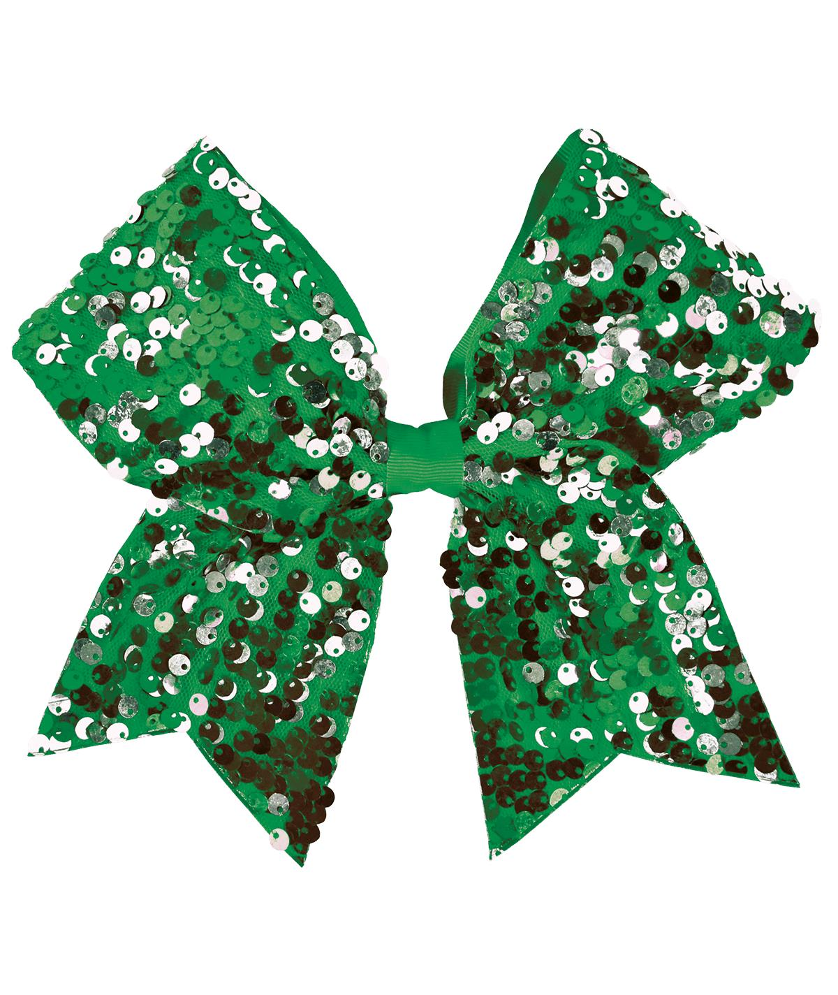 Chassé Dangle Sequin Performance Hair Bow