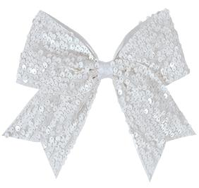 Chasse Dangle Sequin Performance Hair Bow