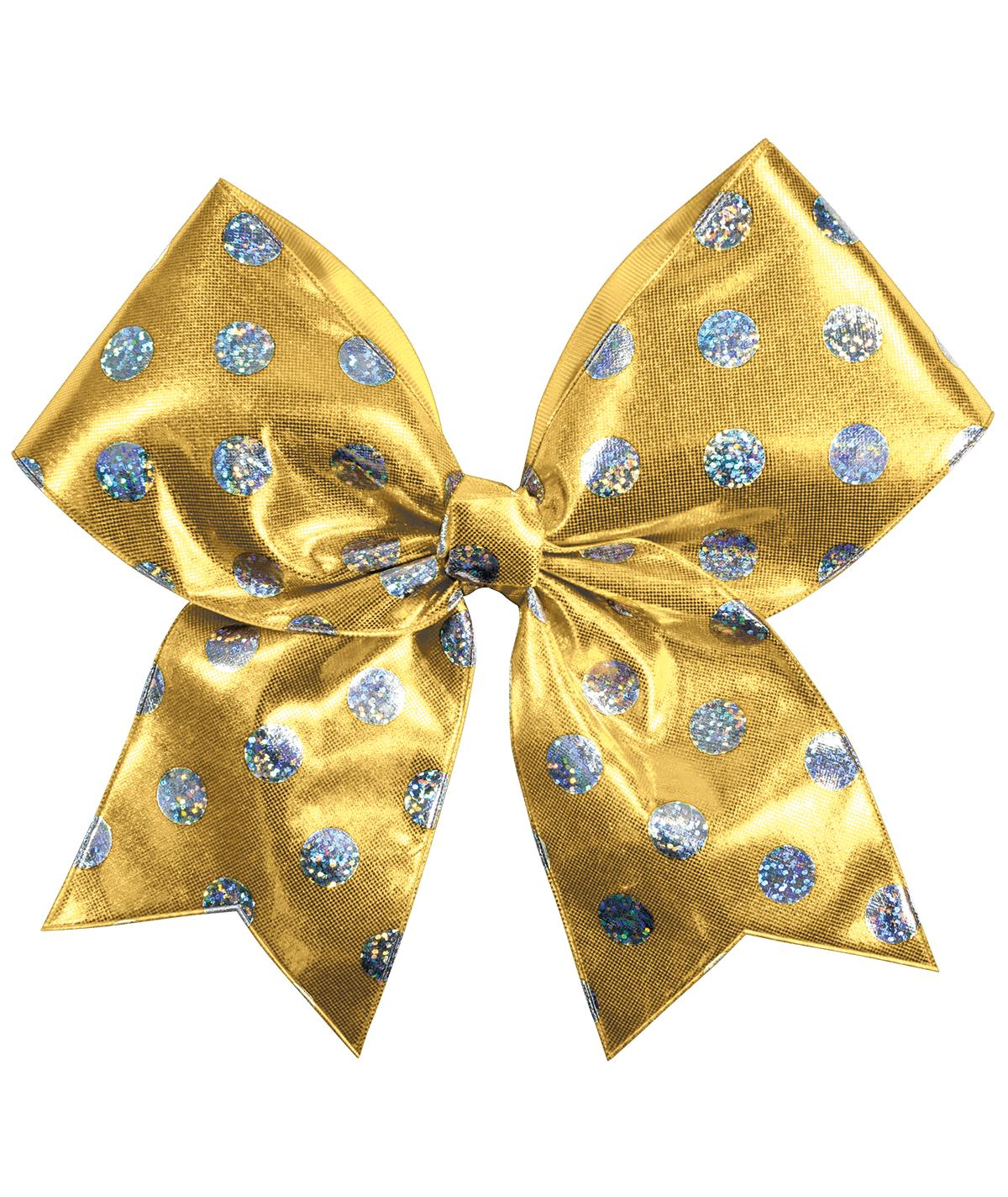 Chasse Polka Dot Performance Hair Bow