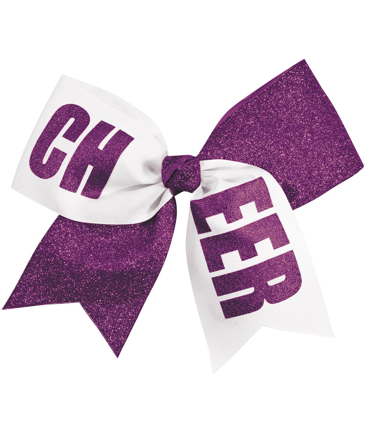Chasse Cheer Performance Hair Bow