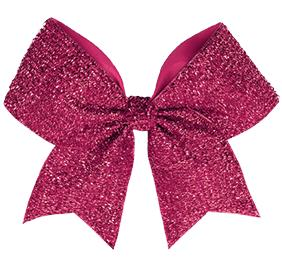 Chasse Tinsel Performance Hair Bow