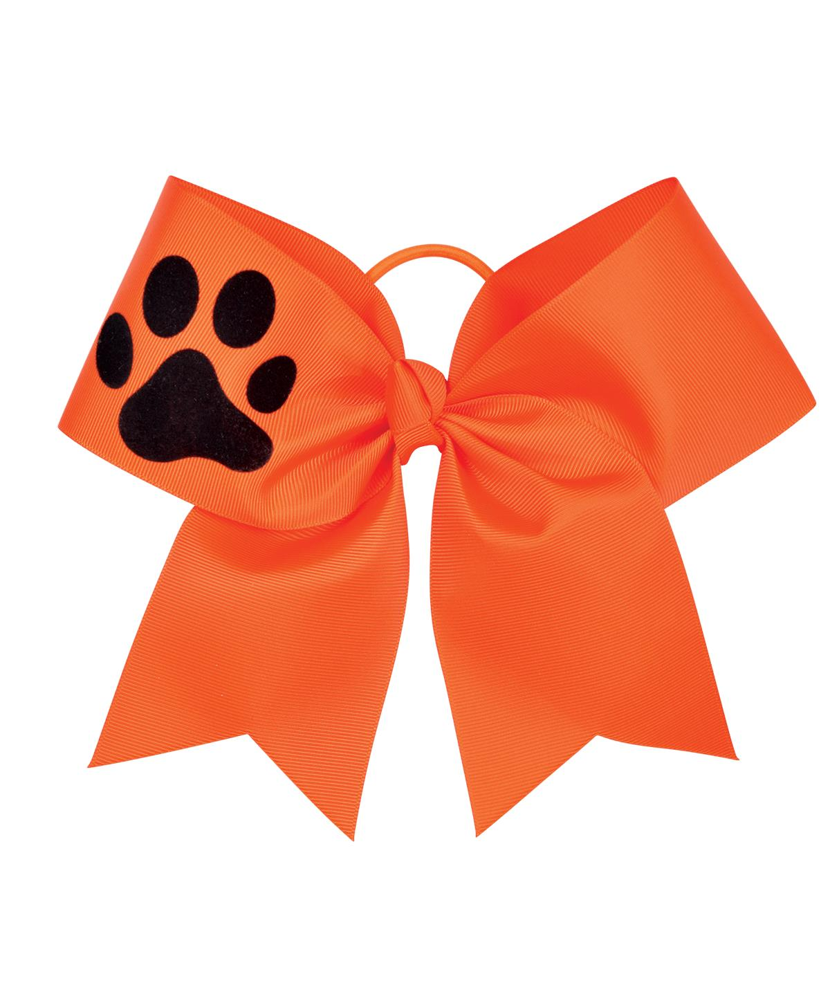 Chassé Paw Hair Bow