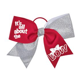 Chasse Its All About The Bow Hair Bow