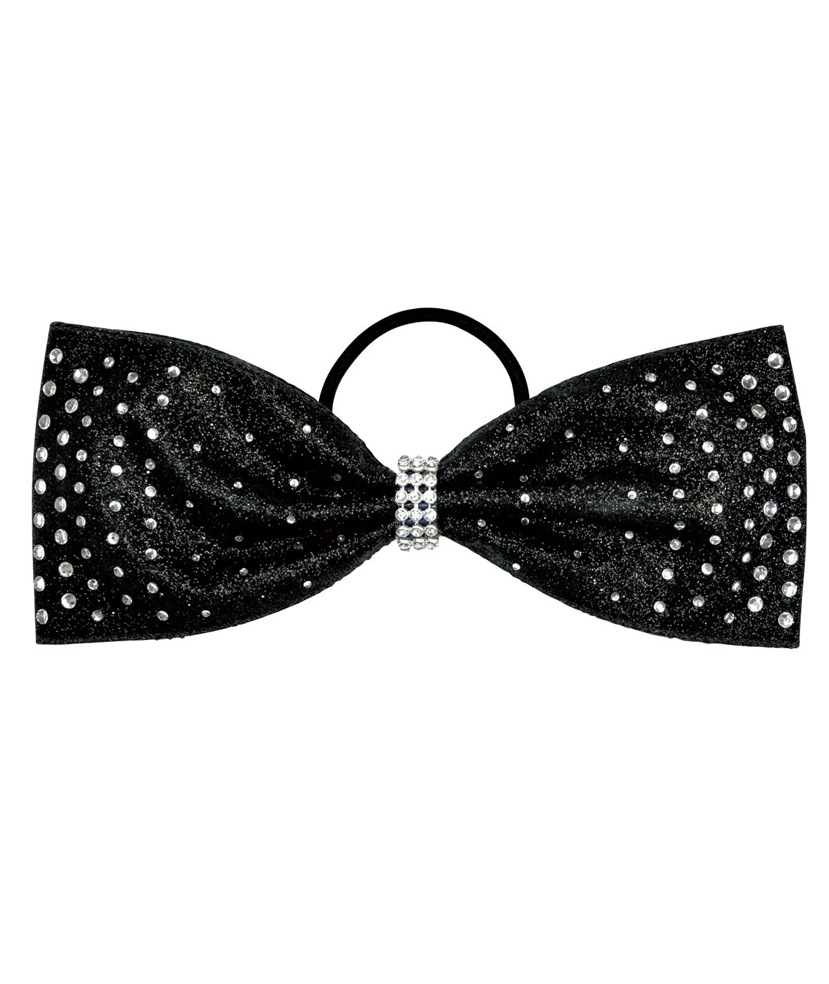 Chassé Cheer Bling Tailless Performance Hair Bow