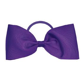 CHASSE BASIC TAILLESS HAIR BOW SET