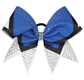 All Star Custom Hair Bow Regal