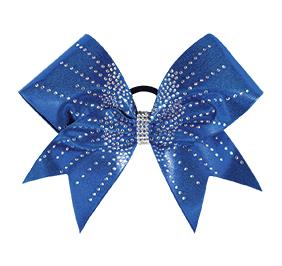 All Star Custom Hair Bow Starburst