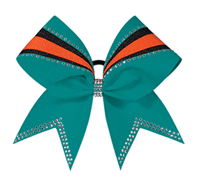 All Star Custom Hair Bow Gameday