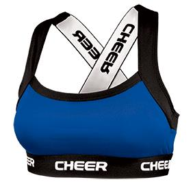 Fitted Athletic Sports Bra