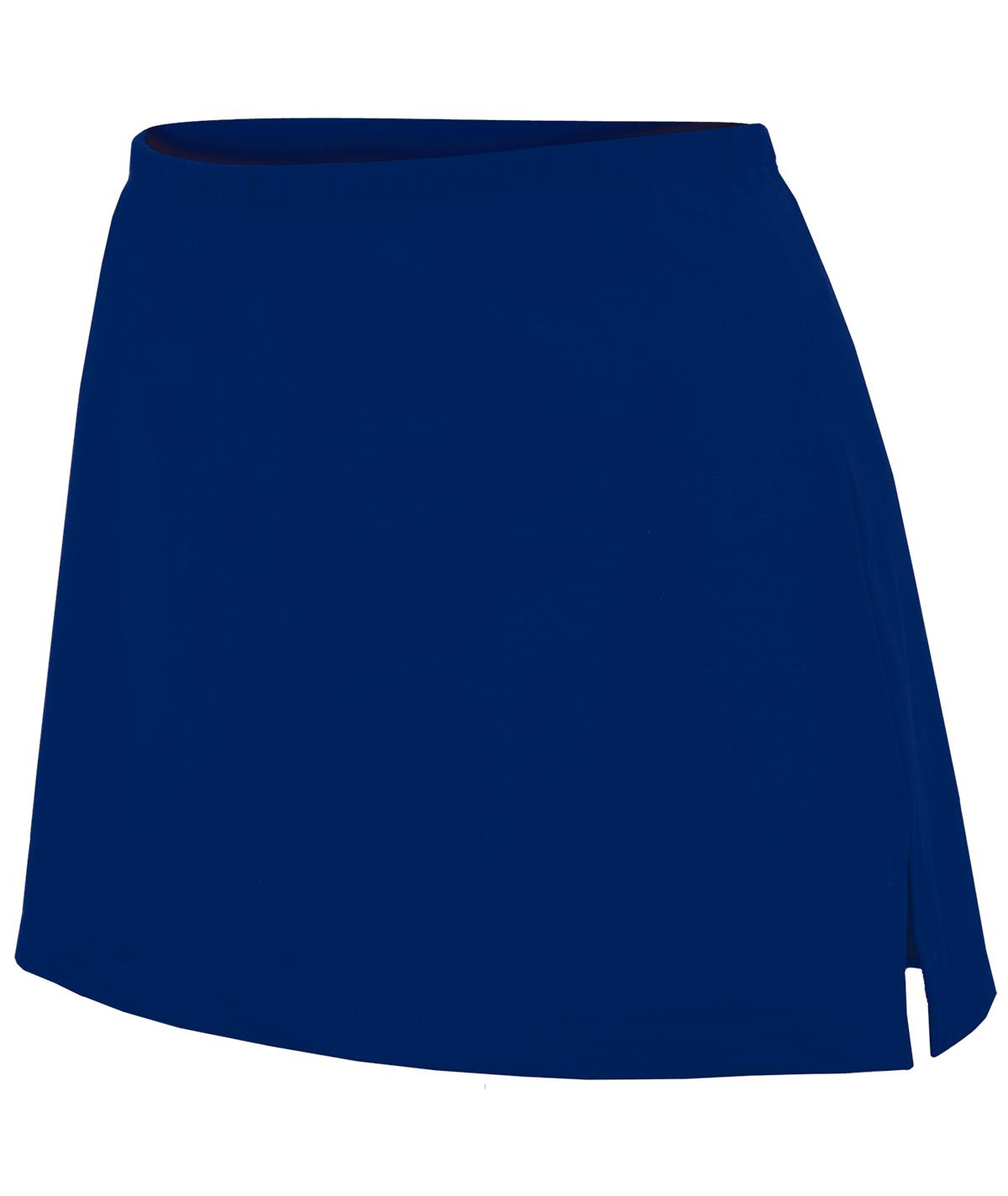 Chassé Skirt with Built-In Short