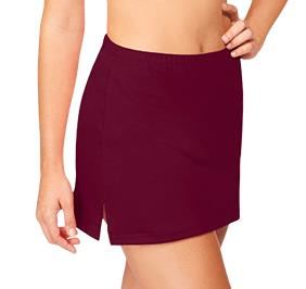 Lycra Skirt W Built In Short