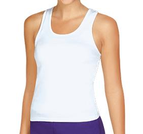Fitted Colored Tank Top
