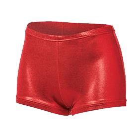 Metallic Low Rise Boy Cut Brief