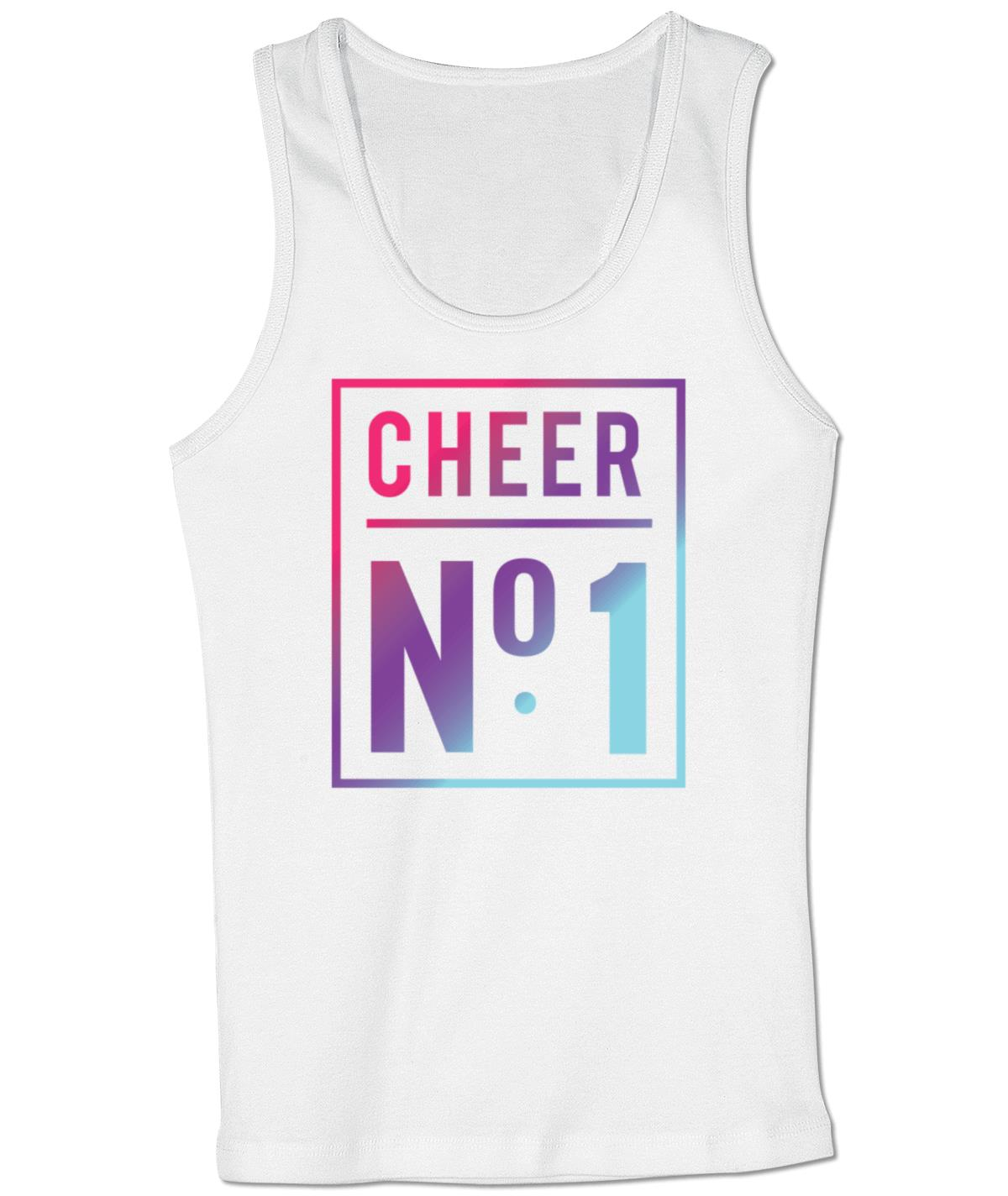 Cheer Number One Tank
