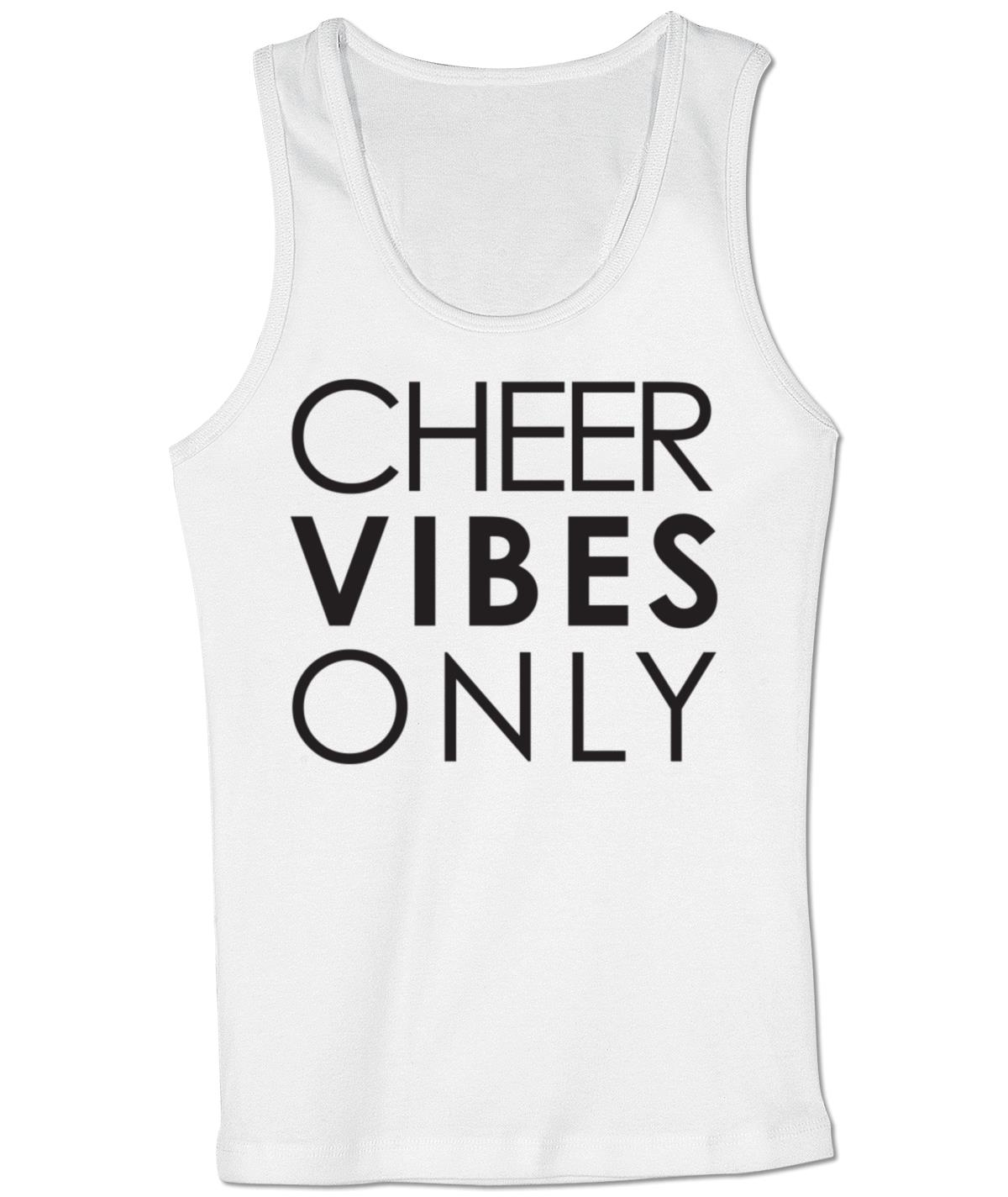 Cheer Vibes Only Tank