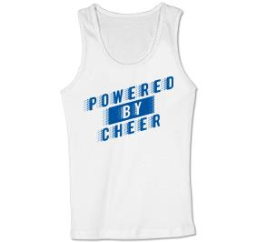 Powered By Cheer Tank