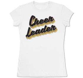 Seismic Cheer Fitted Tee