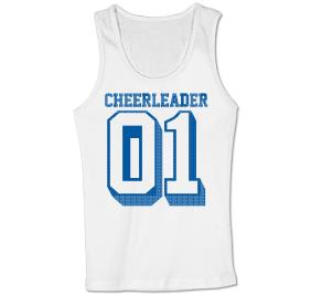 #1 CHEERLEADER TANK