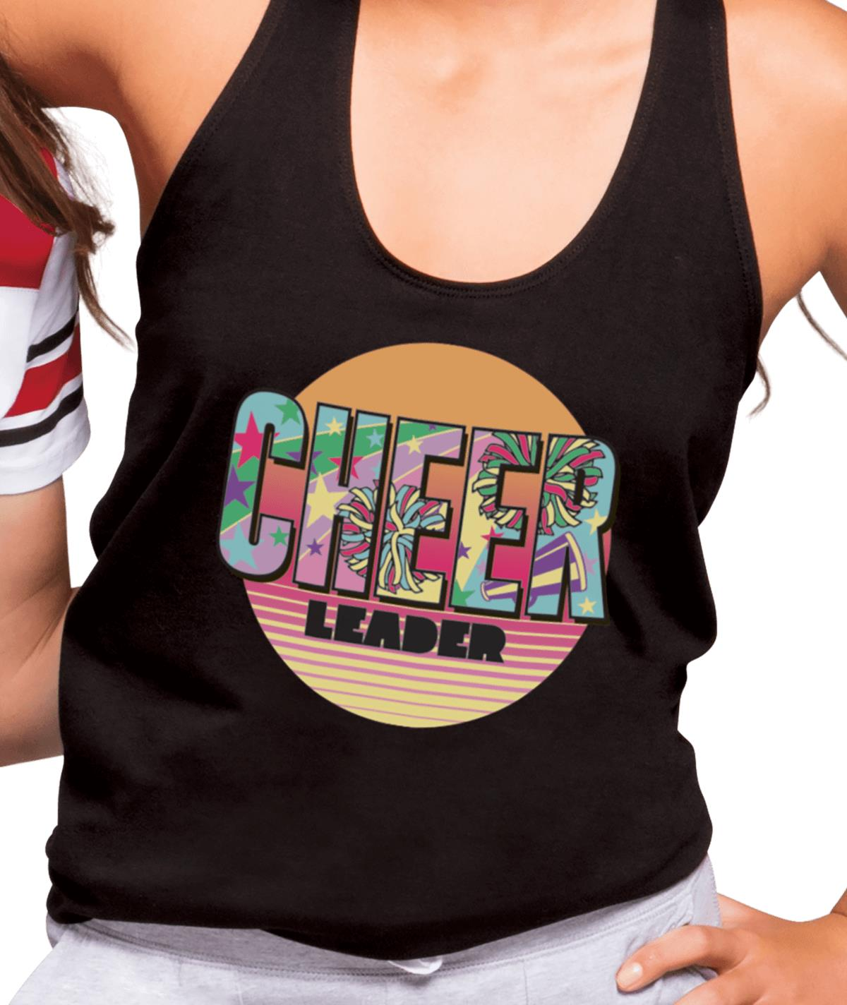 Chasse Cheer Sunset Graphic Tank