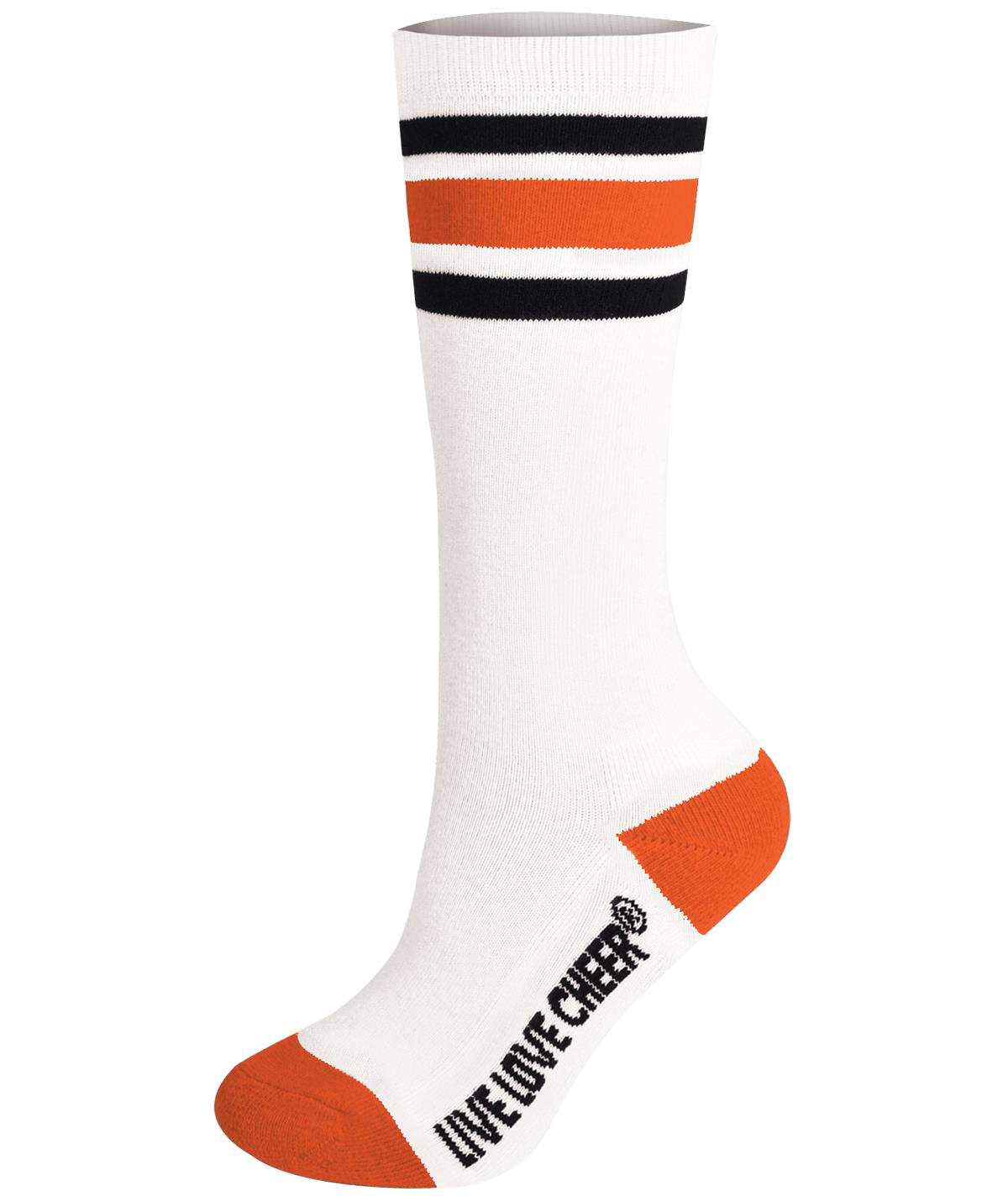 Chasse Knee High Striped Sock