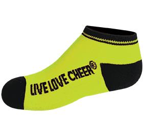 Chasse Neon Low Ankle Sock