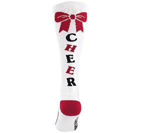 Chasse Knee High Bow Sock