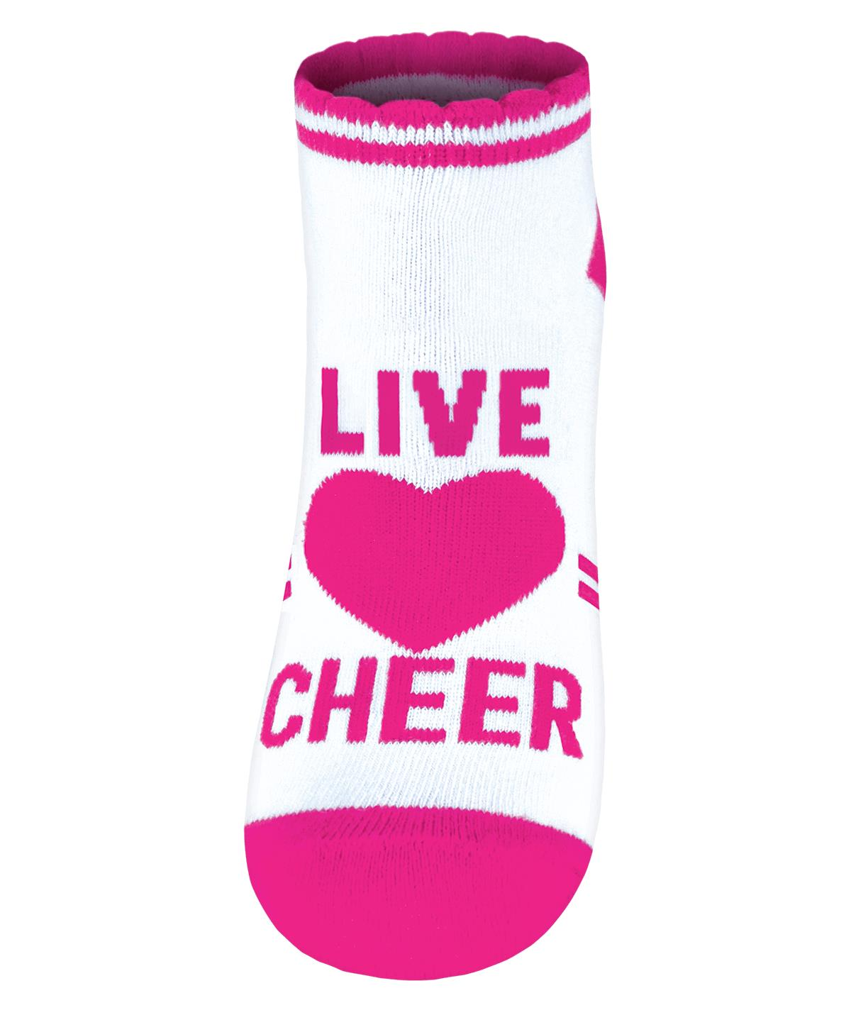 Chassé Cheer Heart Anklet