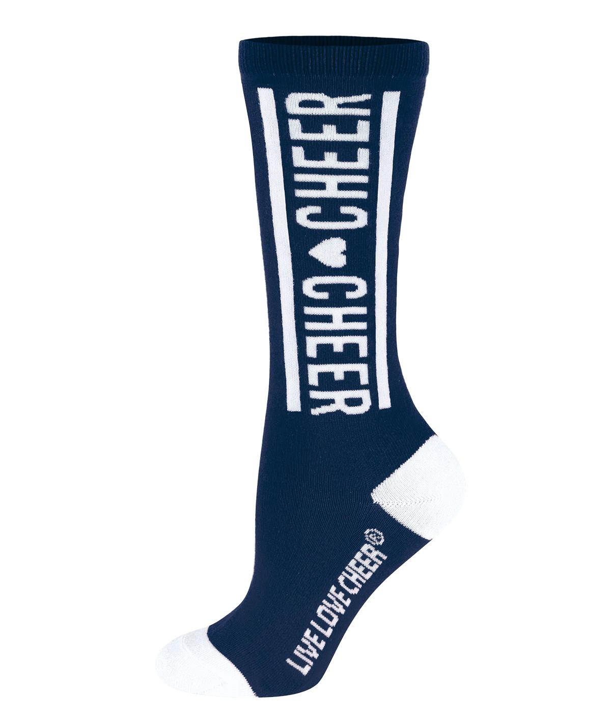 Chasse Knee-High Cheer Sock