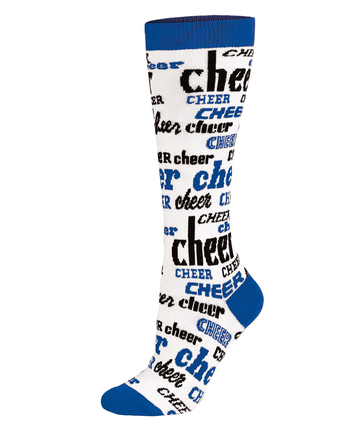 Chassé Knee High Nothing But Cheer Sock