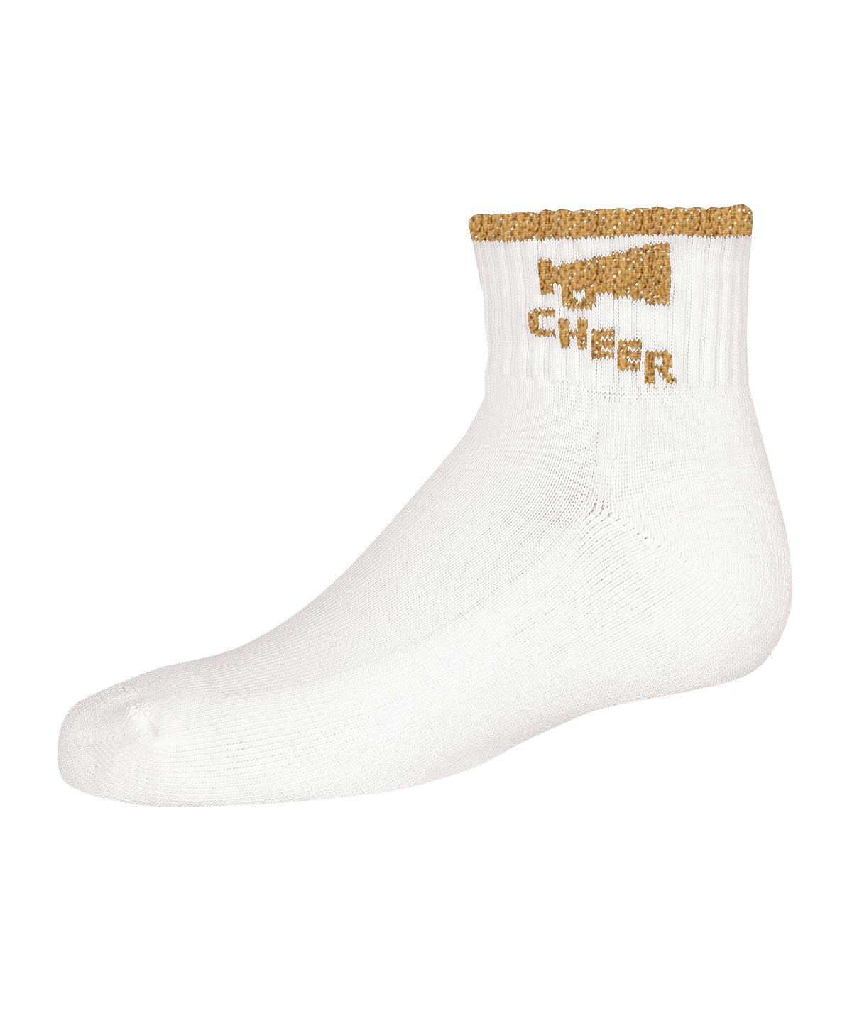 Chassé Megaphone And Stripe Sock