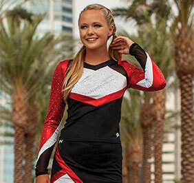 All Star Cheerleading Performance Top