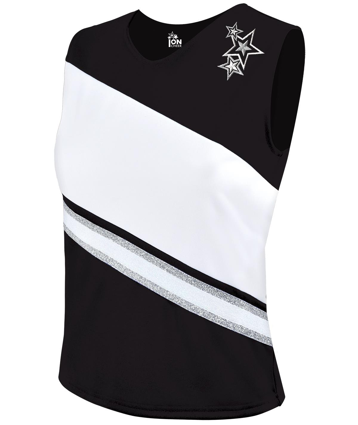 Ion Cheer Rotation Shell Top