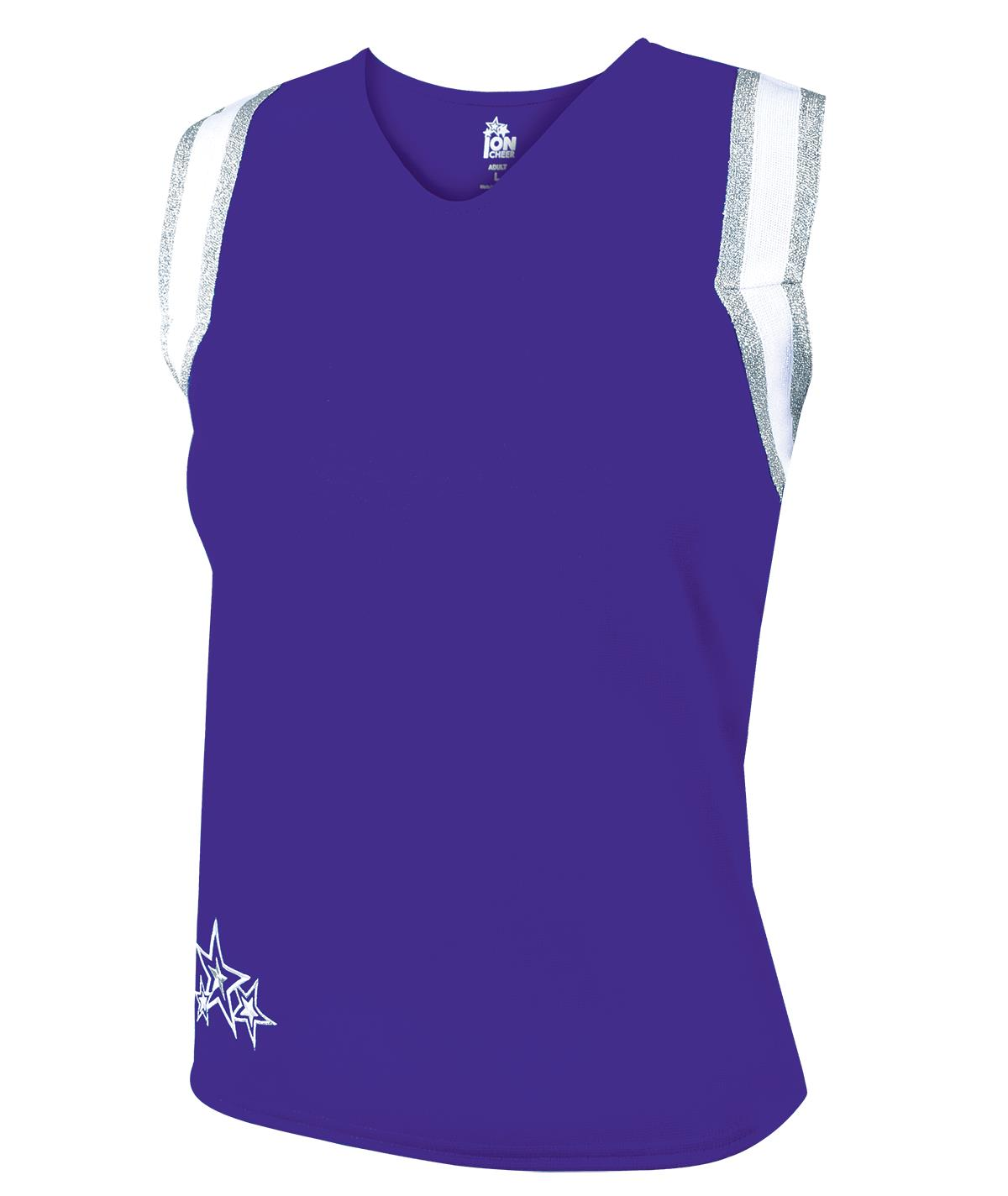 Ion Cheer Aspiration Shell Top