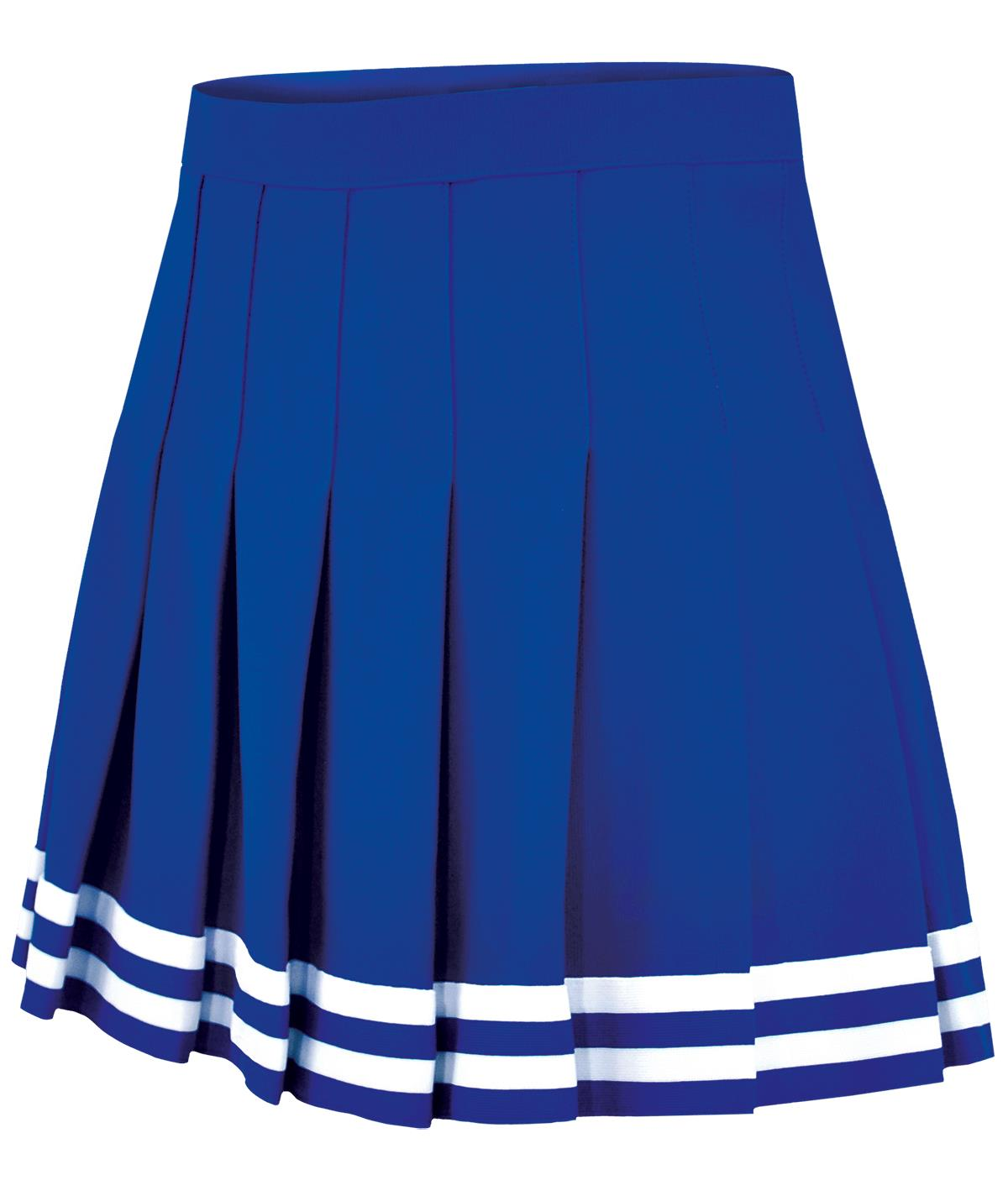 Chasse Knife-Pleat Skirt