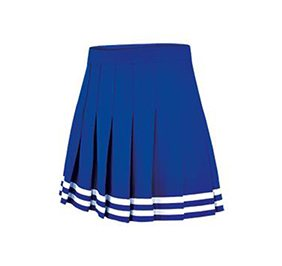 Double Knit Knife Pleat Skirt