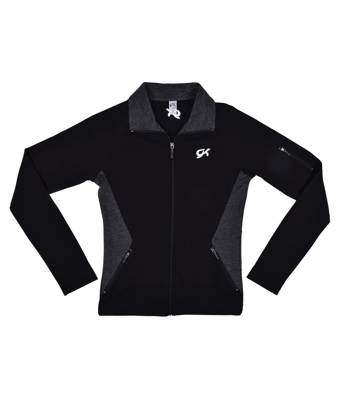 GK Balance Fitted Warmup Jacket