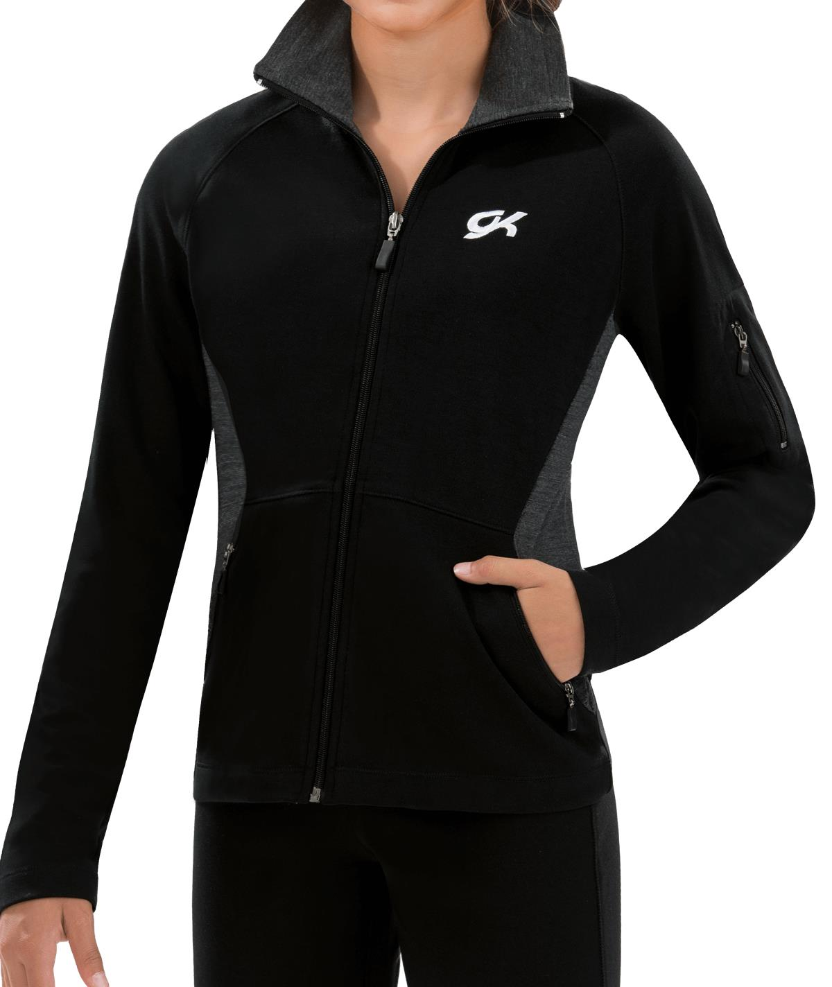 GK Balance Warm-Up Jacket