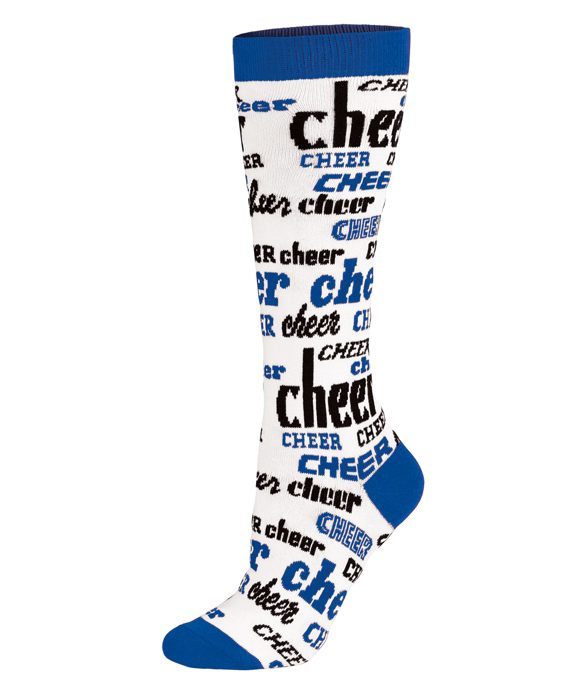 Chasse Knee-High Nothing But Cheer Sock