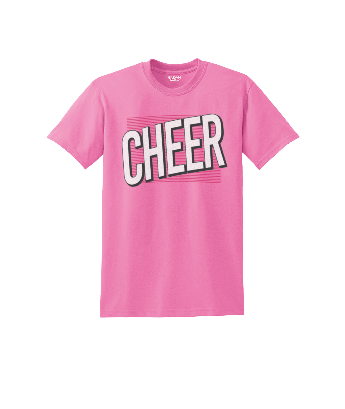 Chasse Cheer All About It Tee